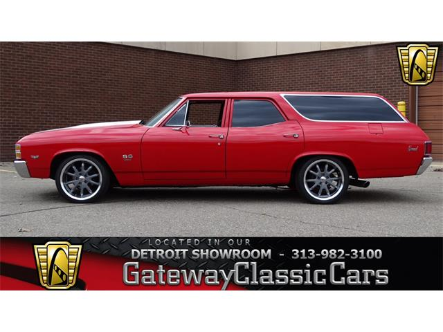 Picture of '72 Nomad - MJB4