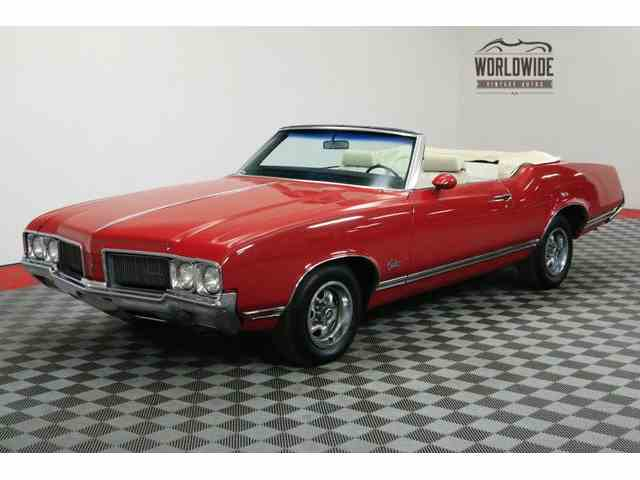 Picture of '70 Cutlass Supreme - MJBK