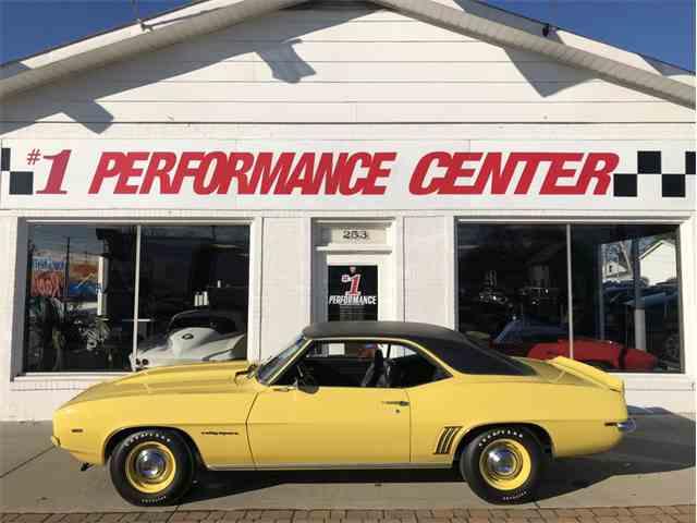 Picture of Classic 1969 Chevrolet Camaro located in Ohio - $55,000.00 - MJE1