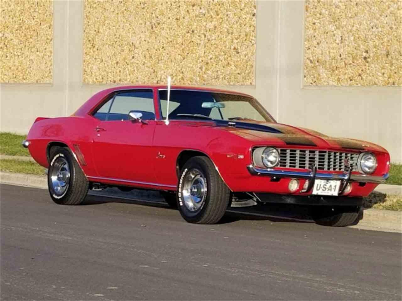 1969 Chevrolet Camaro For Sale Classiccars Com Cc 1051566