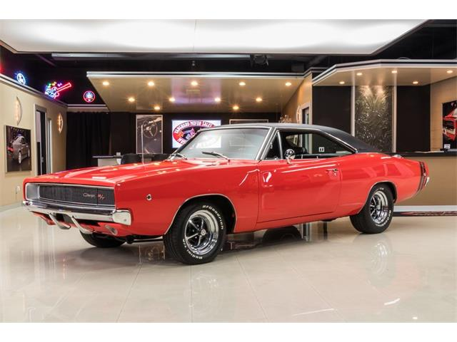 1968 Dodge Charger For Sale On ClassicCars.com