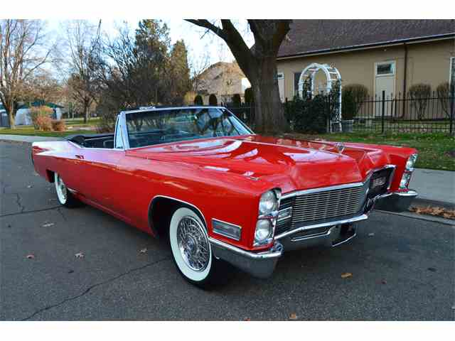 Picture of 1968 Cadillac DeVille located in Boise Idaho Offered by  - MJEB