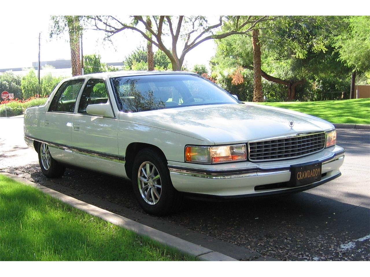 1995 Cadillac DeVille for Sale | ClassicCars.com | CC-1051576