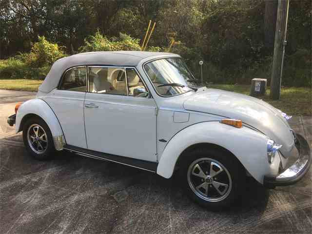Picture of '79 Super Beetle located in FLORIDA  Offered by a Private Seller - MJEI