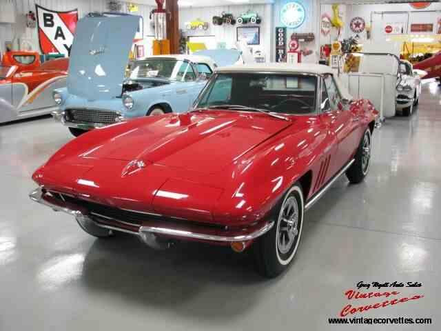 Picture of '65 Corvette - MJFD
