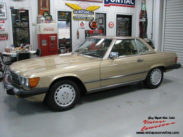 Picture of '88 SL-Class - MJFH