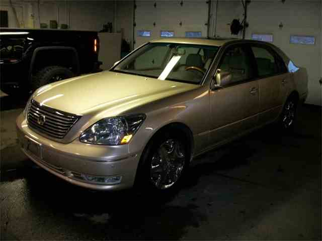 Picture of '04 LS430 - MIB6