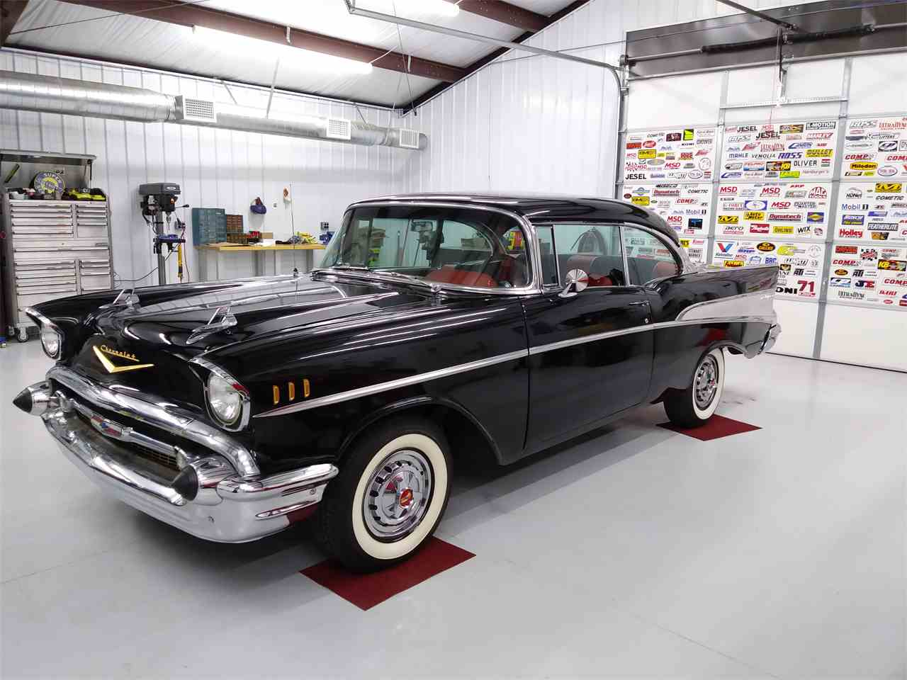 Large Picture of '57 Bel Air - MJFW