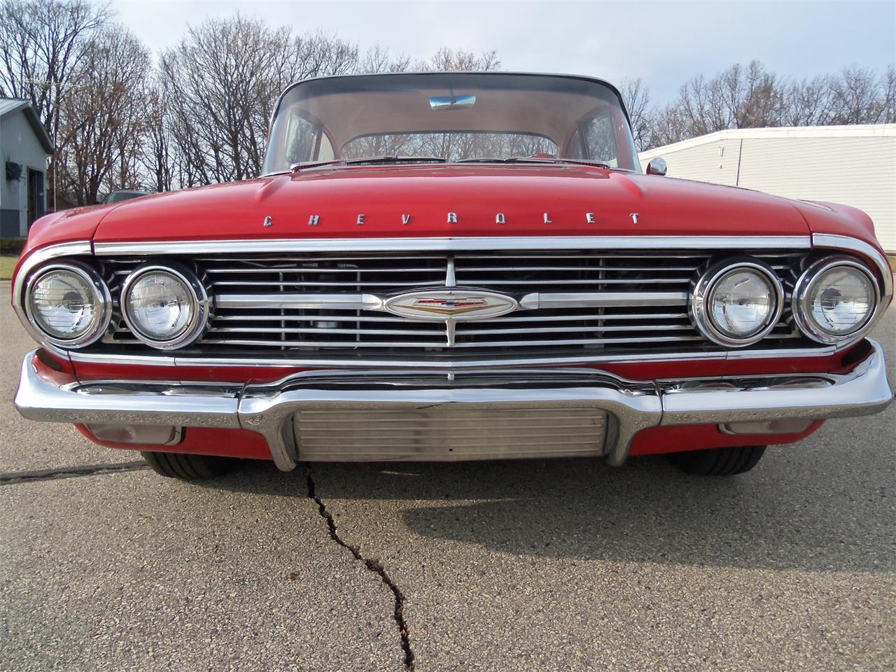 Large Picture of Classic 1960 Chevrolet Biscayne Offered by Top Notch Pre-Owned Vehicles - MJG1