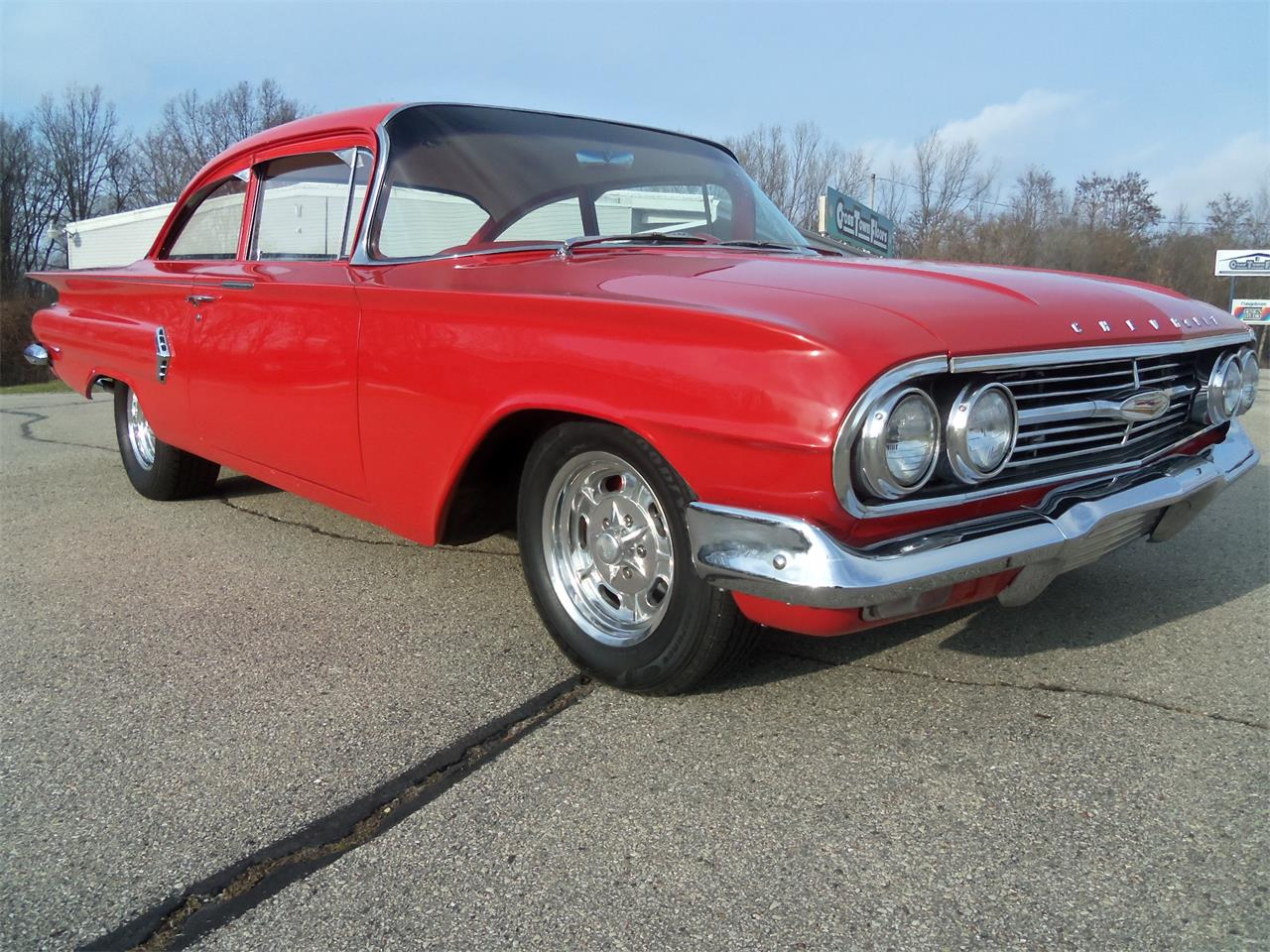 Large Picture of Classic '60 Biscayne located in Jefferson Wisconsin Offered by Top Notch Pre-Owned Vehicles - MJG1