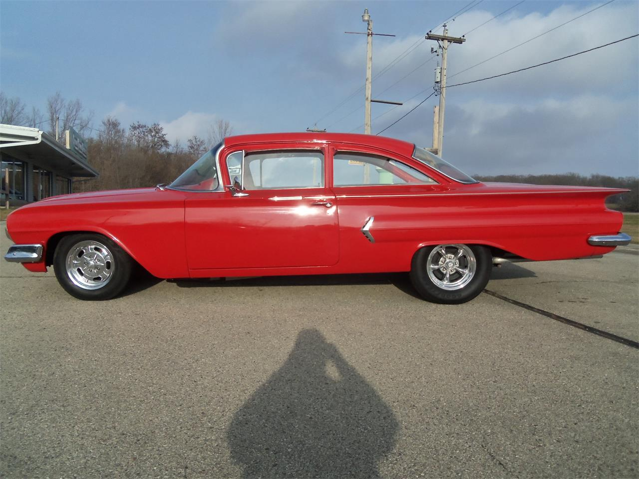 Large Picture of Classic 1960 Chevrolet Biscayne - $27,995.00 - MJG1