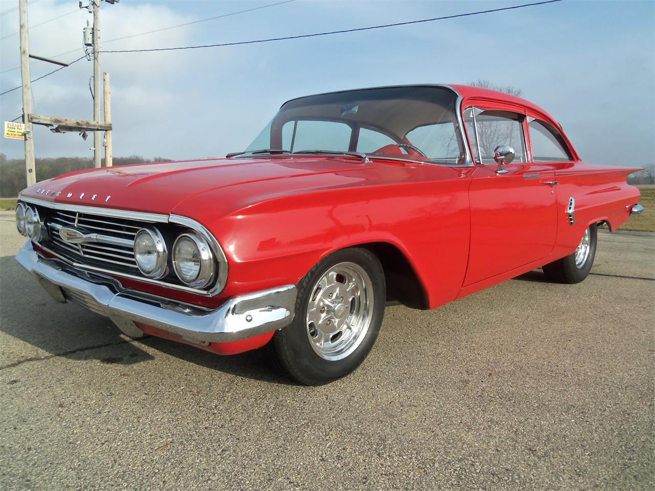 Large Picture of Classic '60 Biscayne - MJG1