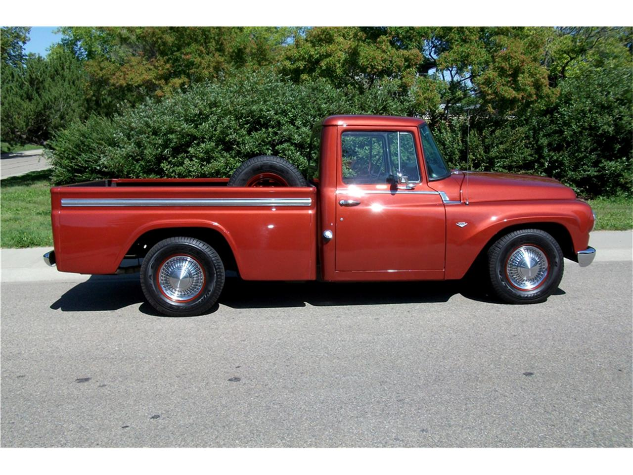 1967 International 1/2 Ton Pickup for Sale | ClassicCars com