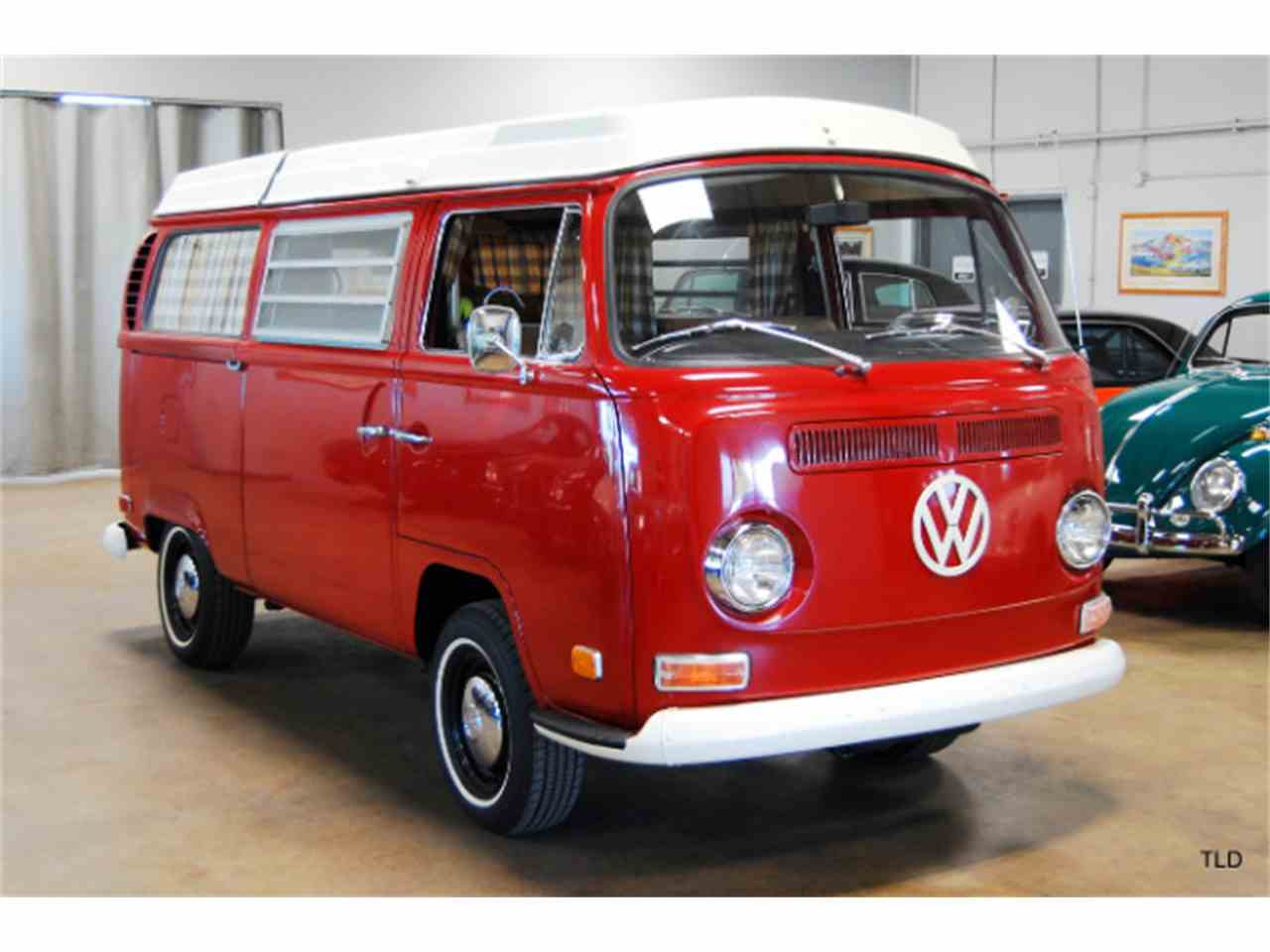 1971 Volkswagen Westfalia Camper For Sale Classiccars