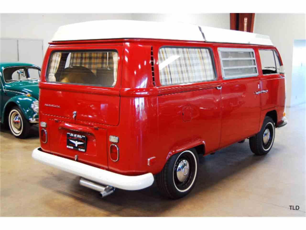 1971 Volkswagen Westfalia Camper For Sale Classiccars