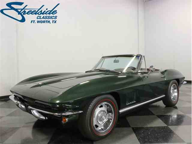 Picture of Classic 1967 Corvette Offered by  - MJIJ