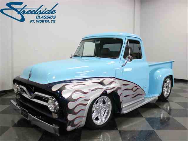 Picture of Classic 1955 Ford F100 - MJKJ