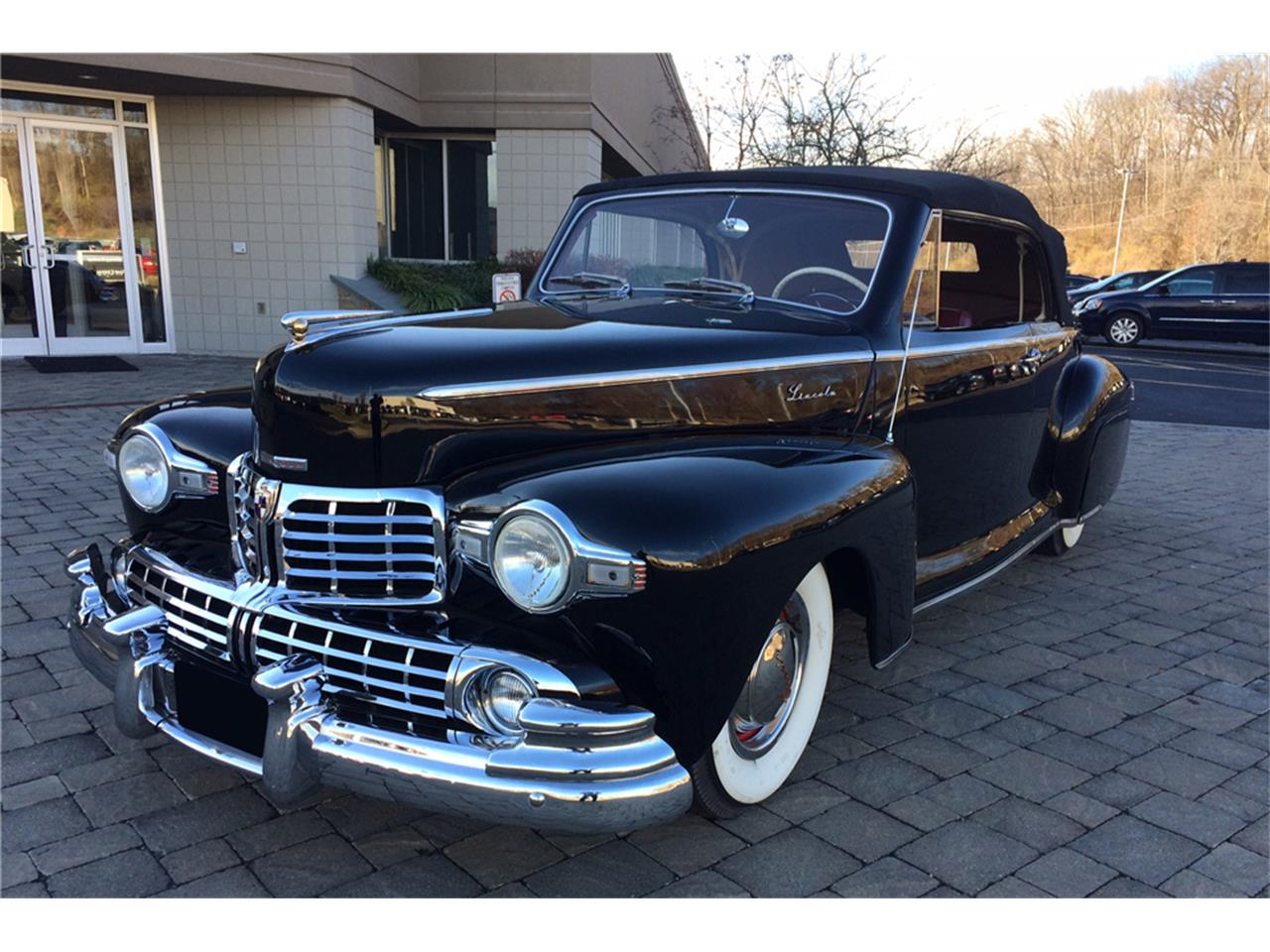 Large Picture of '48 Continental - MJKN