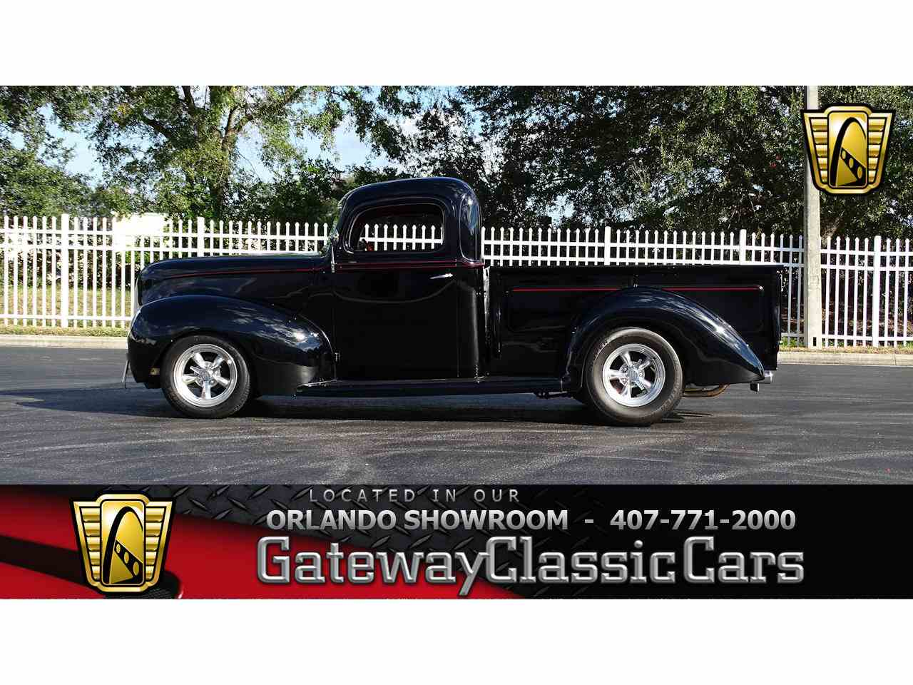 1940 Ford Pickup for Sale | ClassicCars.com | CC-1051849