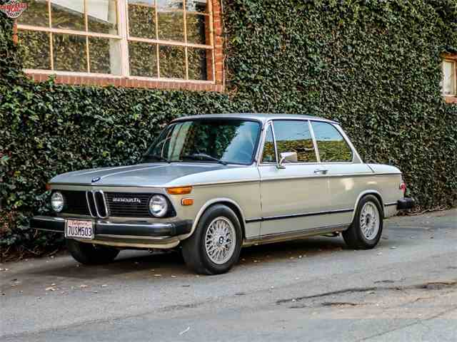 Picture of 1974 BMW 2002 Offered by Chequered Flag International - MJM9