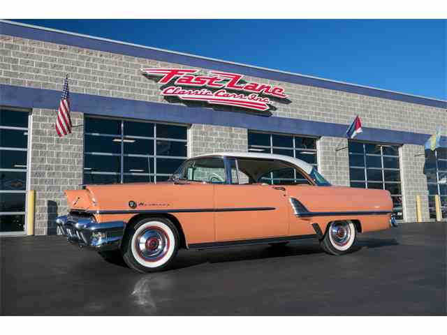 Picture of Classic 1955 Mercury Monterey located in St. Charles Missouri - $34,995.00 Offered by Fast Lane Classic Cars Inc. - MJMC