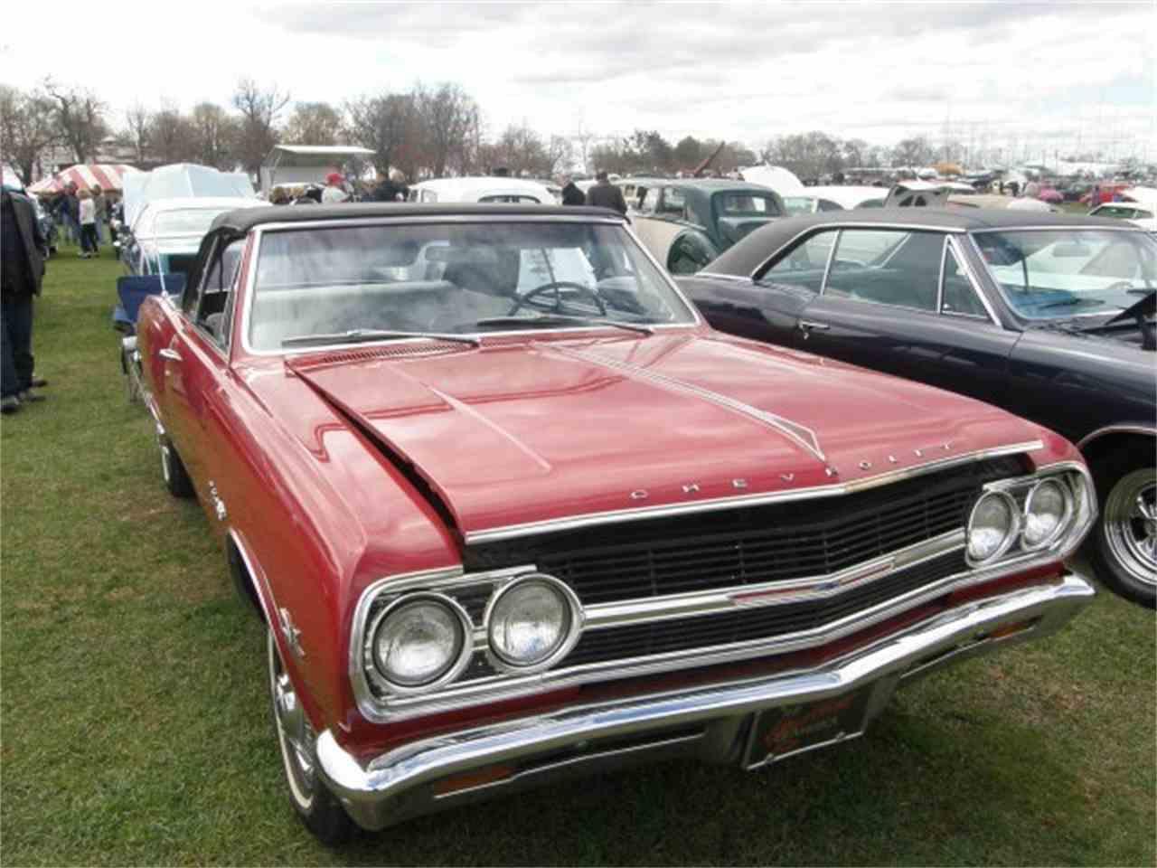 1965 Chevrolet Malibu SS for Sale | ClassicCars.com | CC-1051881