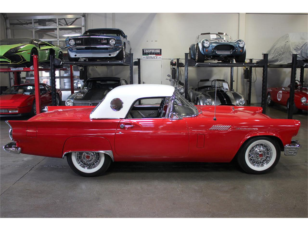 1957 ford thunderbird for sale classiccars cc 1051882 large picture of 57 thunderbird mjmy publicscrutiny Images