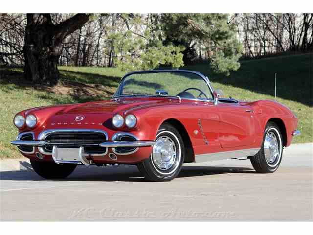 Picture of '62 Corvette - MJNK