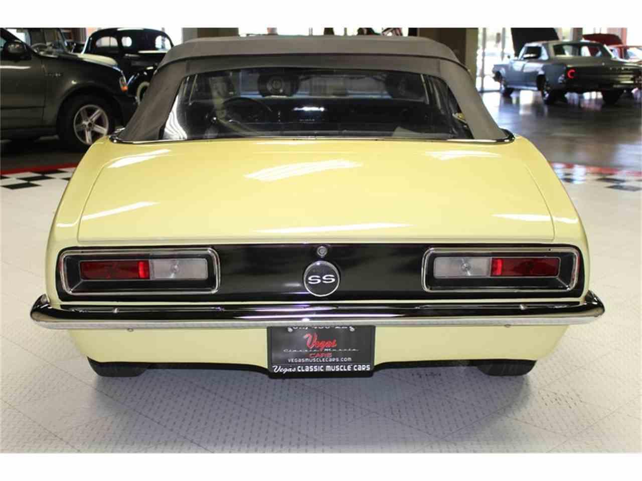 1967 Chevrolet Camaro for Sale | ClassicCars.com | CC-1051942