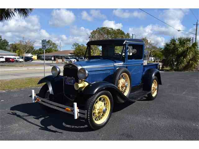 Picture of '31 Model A - MJOX