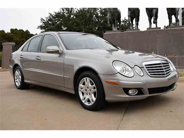 Picture of 2007 E-Class Offered by  - MJP0