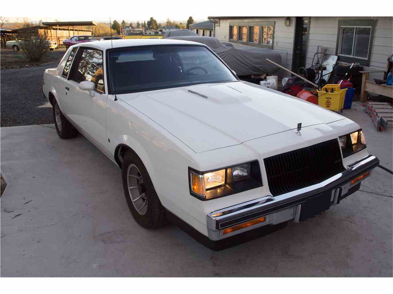 1987 buick regal for sale classiccars cc 1050020 large picture of 87 regal mi78 publicscrutiny Image collections