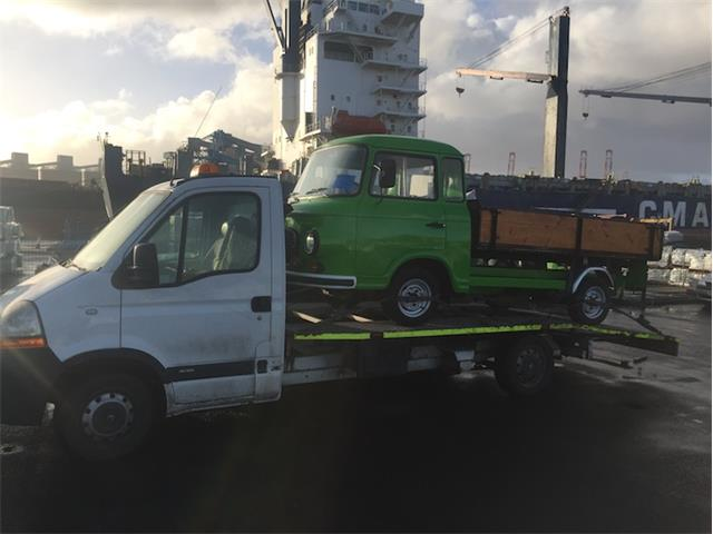 Picture of 1978 Barkas B1000 - $15,500.00 Offered by  - MJQE
