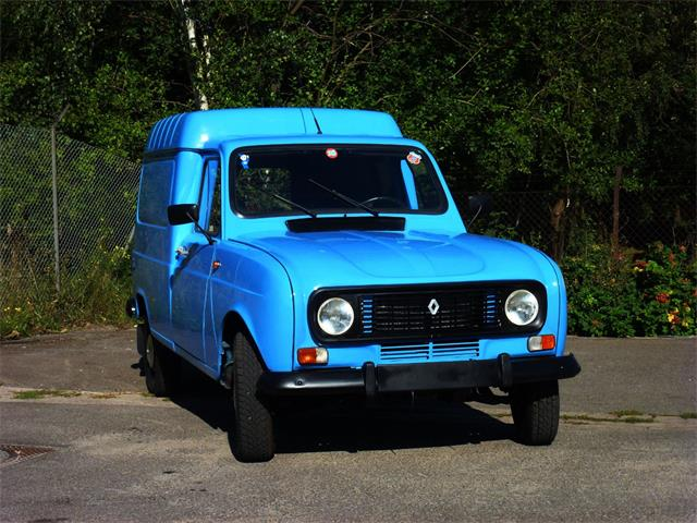 Picture of 1983 Renault R4 - $12,000.00 - MJQI