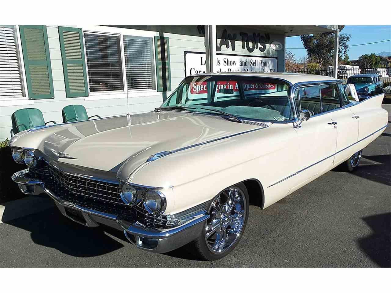 1960 Cadillac DeVille for Sale   ClicCars.com   CC-1052023