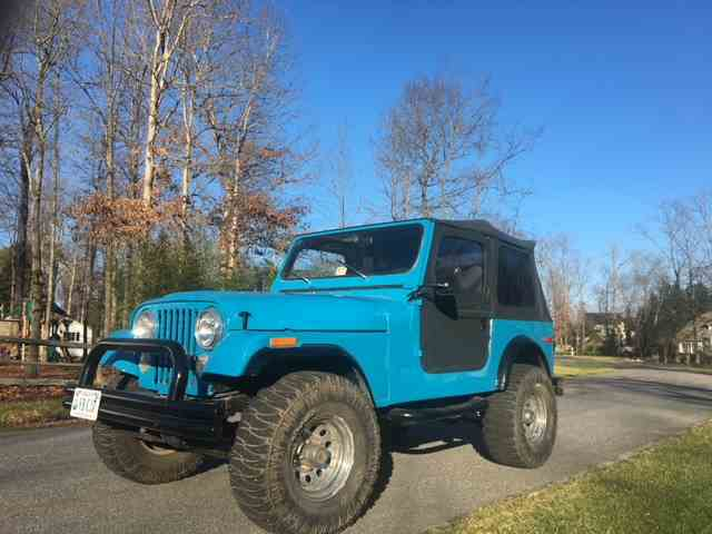 Picture of '78 CJ7 - MJQW