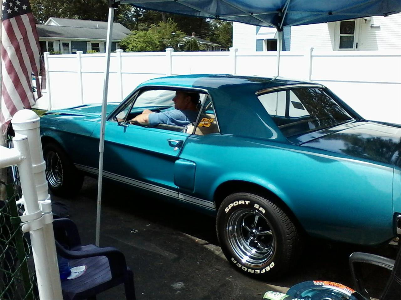Large Picture of Classic 1968 Mustang - $23,900.00 - MJR9