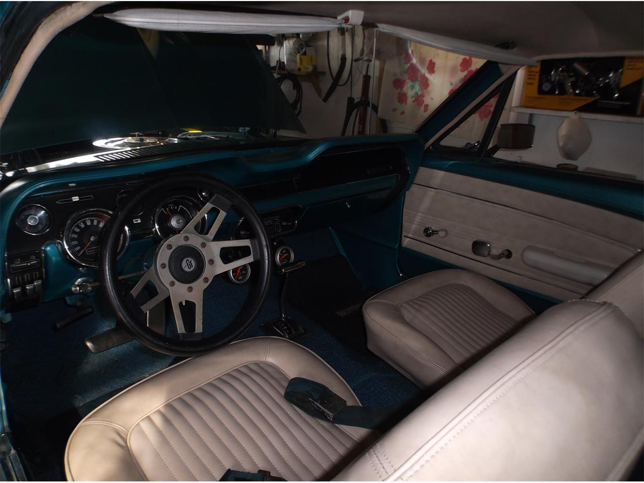 Large Picture of 1968 Ford Mustang located in Rhode Island Offered by a Private Seller - MJR9
