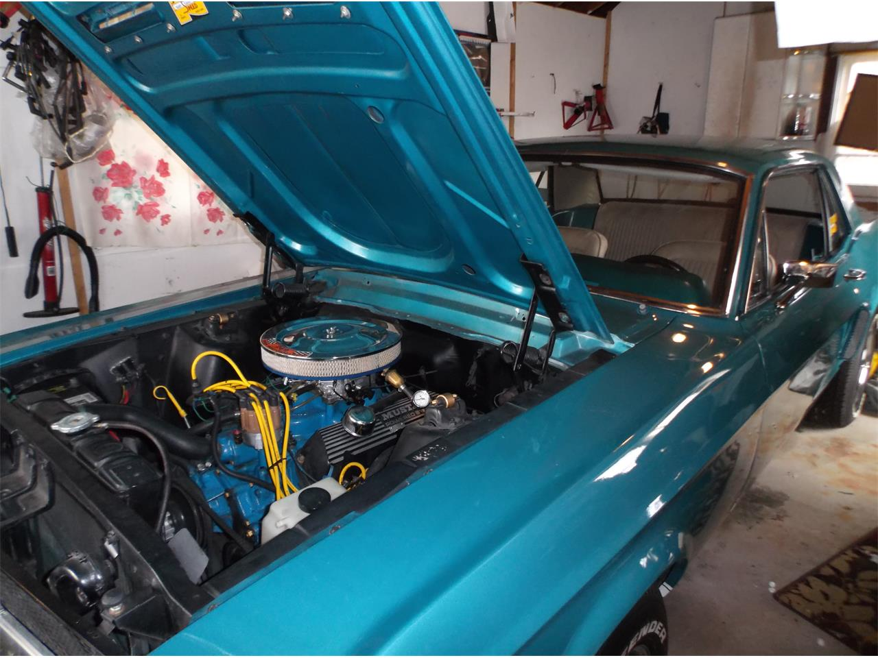 Large Picture of 1968 Mustang located in Rhode Island - MJR9