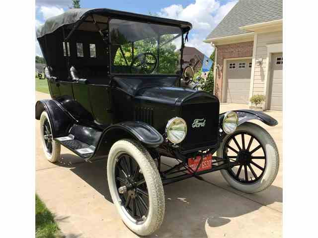 Picture of Classic '19 Ford Model T - $19,975.00 - MJRA
