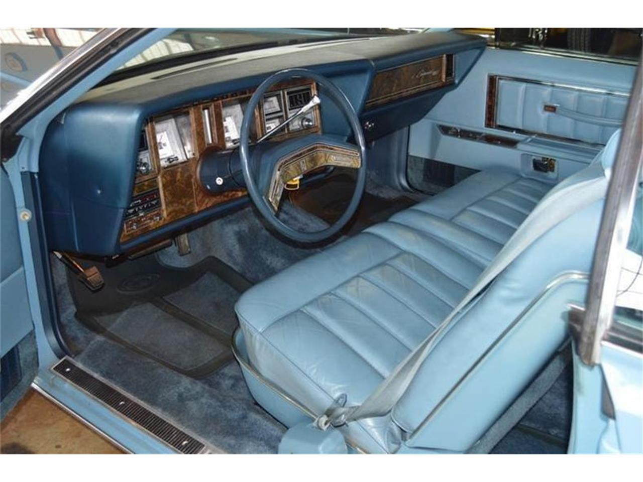 Large Picture of '78 Lincoln Mark V located in Houston Texas - $12,500.00 - MJRO