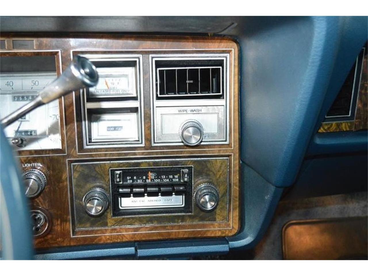 Large Picture of '78 Lincoln Mark V - MJRO