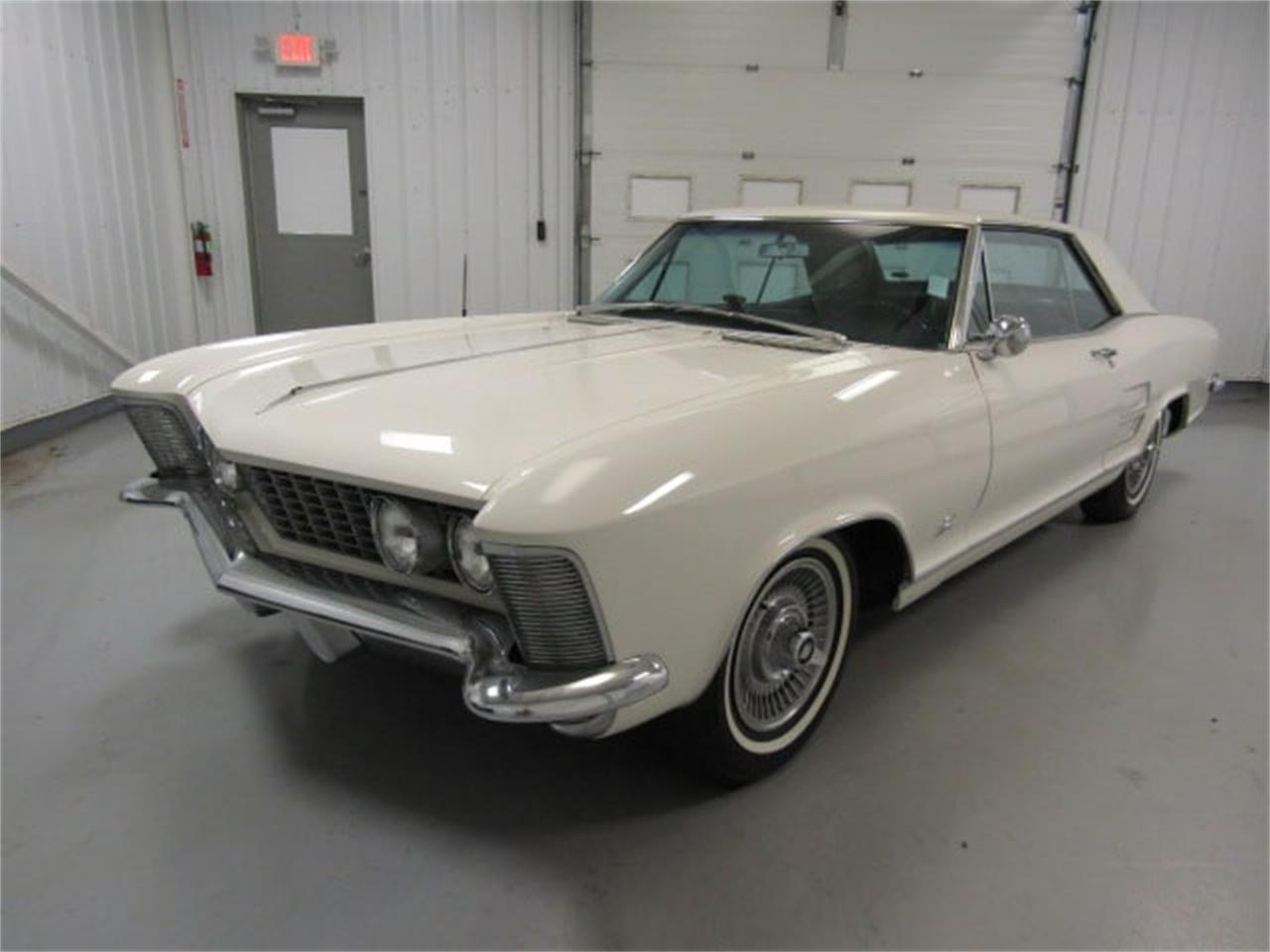 Large Picture of Classic 1963 Riviera Offered by Duncan Imports & Classic Cars - MJSM