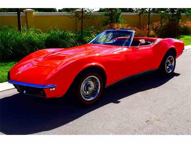 Picture of '68 Corvette - MICM
