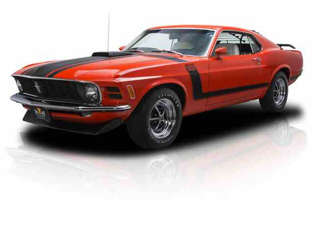 Picture of '70 Mustang - MJU7