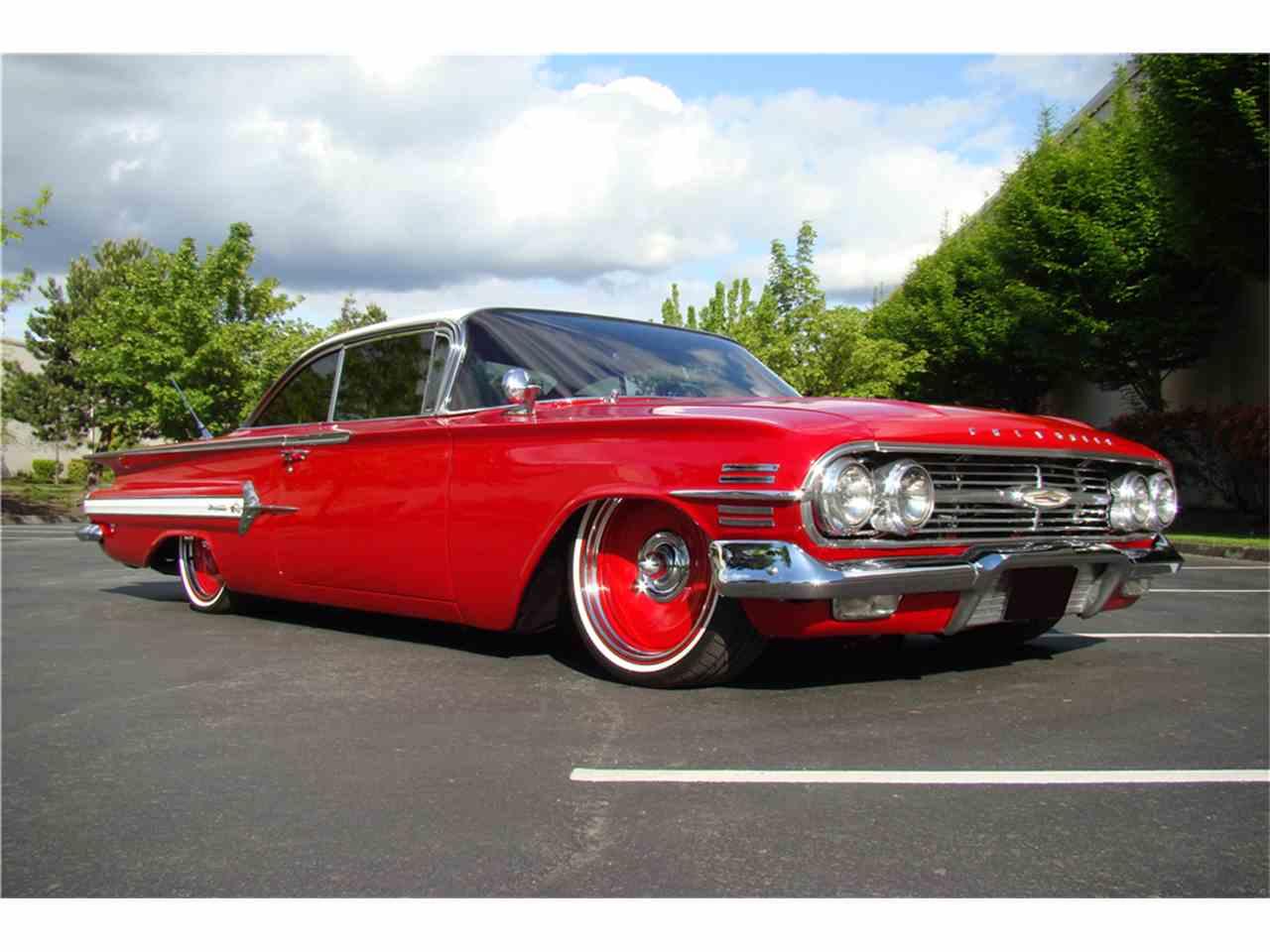1960 chevrolet impala for sale cc 1052159. Black Bedroom Furniture Sets. Home Design Ideas