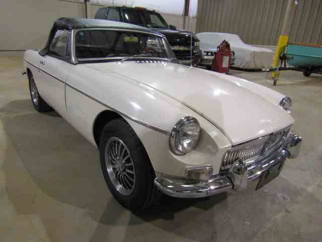 Picture of '63 MGB - MJVK