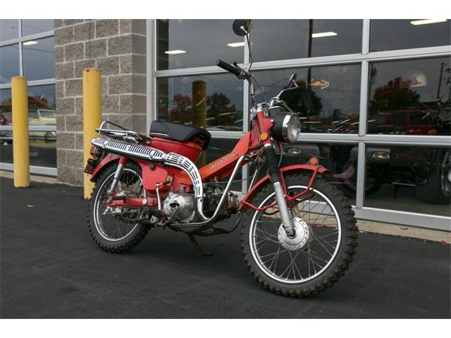 Picture of Classic 1970 Honda Minibike located in Missouri - MJVN