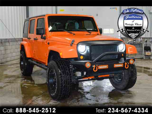 Picture of '12 Wrangler - MJVY
