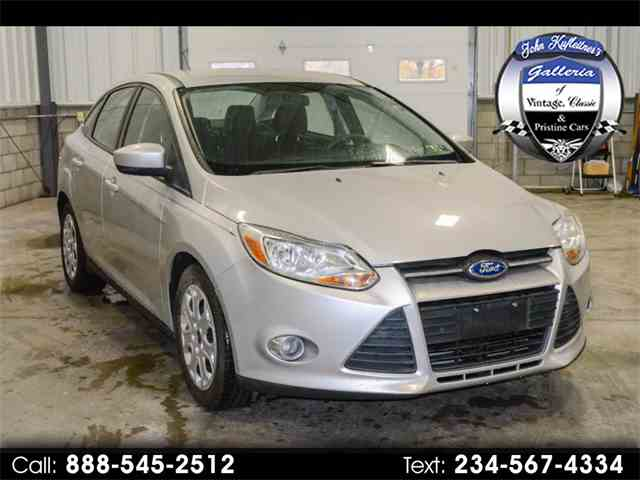 Picture of '12 Focus Offered by John Kufleitner's Galleria - MJWK